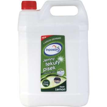 Tekutý antibakteriální písek - Inposan, 5 kg