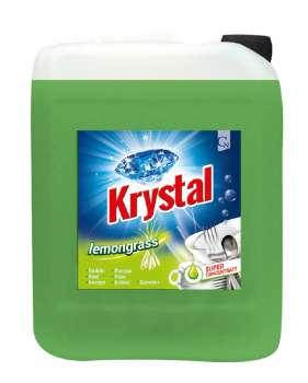Prostředek na nádobí - Krystal, 5 l