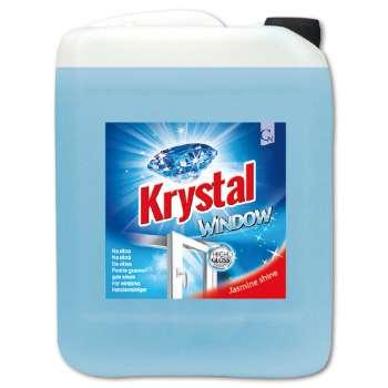 Přípravek na mytí oken - Krystal, 5 l