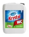 Čisticí WC gel  Krystal - 5 l