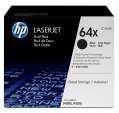 Toner HP CC364XD, č. 64X - černá, dvojbalení