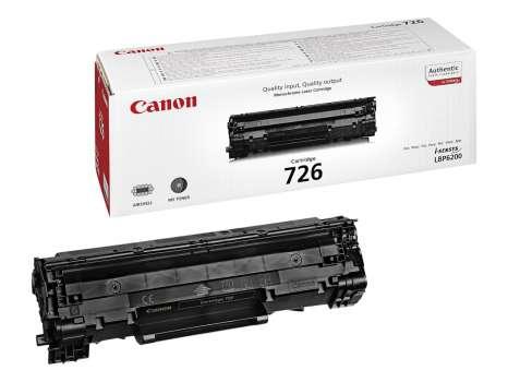 Toner Canon CRG-726 - černý