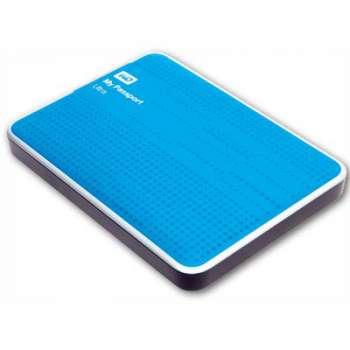 """Externí harddisk WD My Passport Ultra 2,5"""", 2 TB, modrý"""