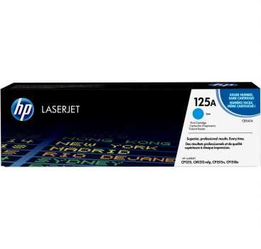Toner HP CB541A/125A - azurová