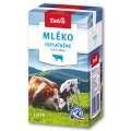 Trvanlivé mléko Tatra - nízkotučné, 1 l, 0,5 % tuku