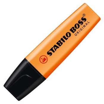 Zvýrazňovač Stabilo Boss original, oranžová