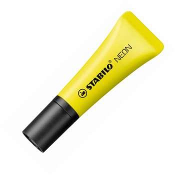 Zvýrazňovač Stabilo Neon - žlutý