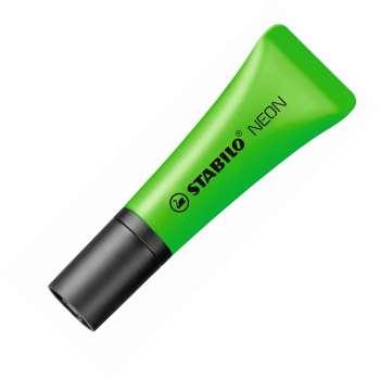 Zvýrazňovač Stabilo Neon - zelený