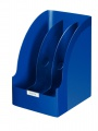 Stojan na časopisy Leitz Jumbo Plus - modrý