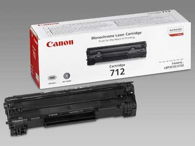 Toner Canon CRG712 - černá