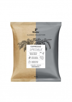 Zrnková káva Tchibo Espresso, 500 g