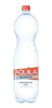 Pramenitá voda  Aquila aqualinea perlivá, 6x 1,5 l