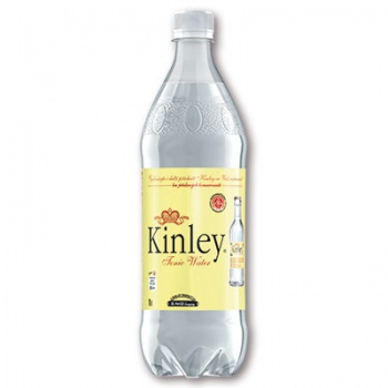 Kinley Tonic - plast, 12 x 1 l