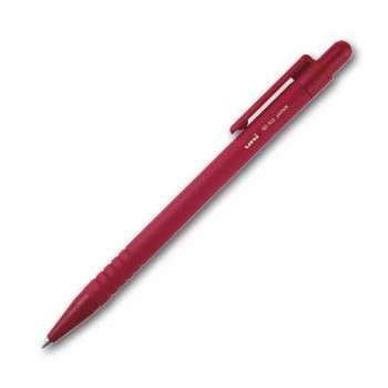 Kuličkové pero UNI SD-102, červená