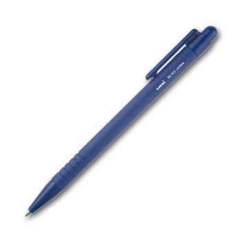 Kuličkové pero UNI SD-102, modré