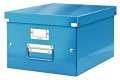 Box Click & Store Leitz WOW - A4, modrý