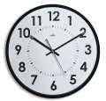 Nástěnné hodiny Clasic 11244 - černé