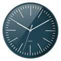 Nástěnné hodiny Color - modré