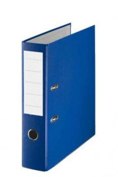 Pořadač pákový Economy 7,5 cm, modrý