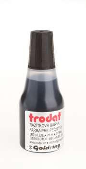 Razítková barva Trodat černá 25ml