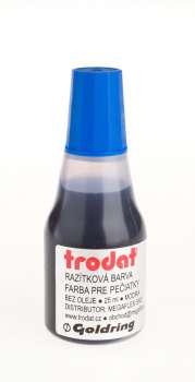Razítková barva Trodat modrá 25ml