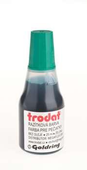 Razítková barva Trodat zelená 25ml