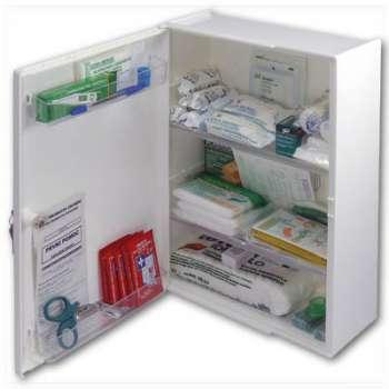 Nástěnná lékárnička - náplň Speciál, bílá