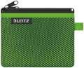 Dvojitá textilní kapsa, Leitz WOW - malá, zelená