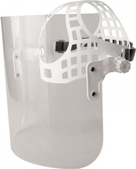 Ochranný štít plexisklo Š-P 28