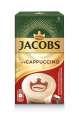 Instantní káva Jacobs - Cappuccino, 8x 14,4 g