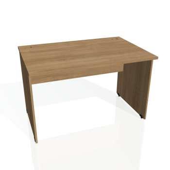 Psací stůl Hobis GATE GS 1200, višeň/višeň