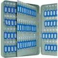Skříňka na klíče Q-Connect pro 140 klíčů - šedá