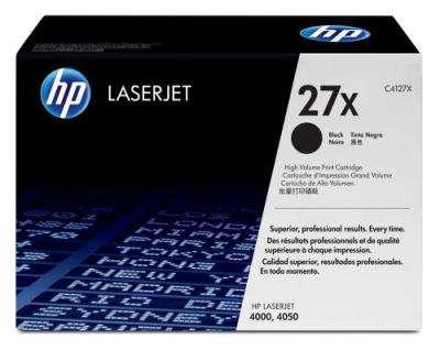 Toner HP C4127X/27X - černý