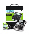 Štítkovač Dymo LM 210D a páska D1 12mm - bílá/černá