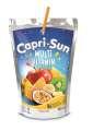 Limonáda Capri-Sun - multivitamín, 10x 0,25 l