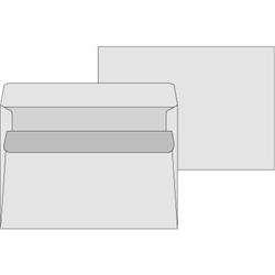 Obálky Office Depot - C6, samolepicí, 1000 ks