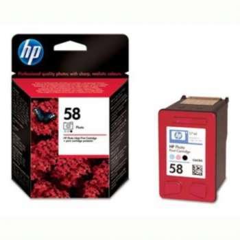 Cartridge HP C6658AE/58 - 3 barvy