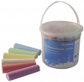 Chodníkové křídy Donau - mix barev, 20 ks