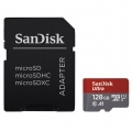 Adaptér SanDisk Ultra Android Micro SDHC/SD, 128 GB