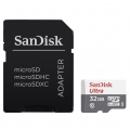 Adaptér SanDisk Ultra Android Micro SDHC/SD - 32 GB
