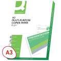 Kancelářský papír Q-Connect A3 - 80 g/m2, 500 listů