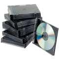 Box na 1 CD Q-Connect Slim - 25 ks