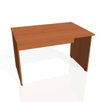 Psací stůl Hobis GATE GS 1200, třešeň/třešeň