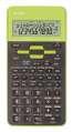 Vědecká kalkulačka Sharp EL-531TH - zelená