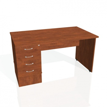 Psací stůl Hobis GATE GSK 1400 24, calvados/calvados