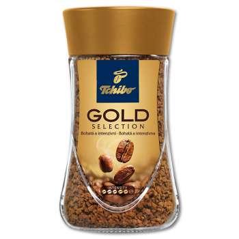 Instantní káva Tchibo Gold Selection - 200 g