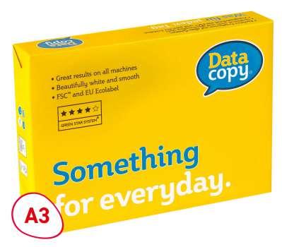 Kancelářský papír Data Copy Everyday - A3, 80 g, 500 listů
