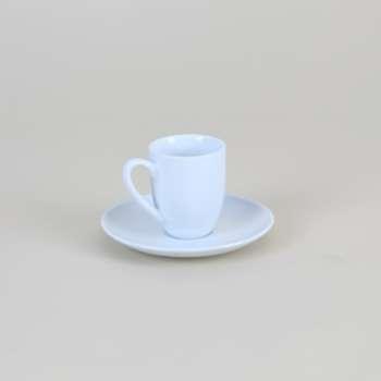 Niceday - espresso hrníčky s podšálky, 6+6