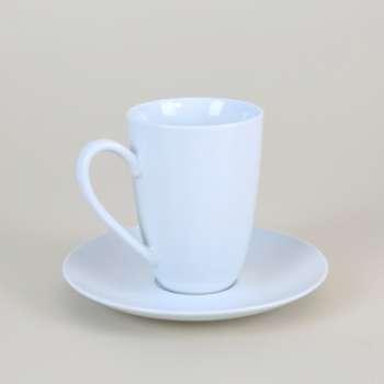 Niceday - latte macchiato hrníčky s podšálky, 6 + 6