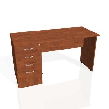 Psací stůl Hobis GATE GEK 1400 24, calvados/calvados